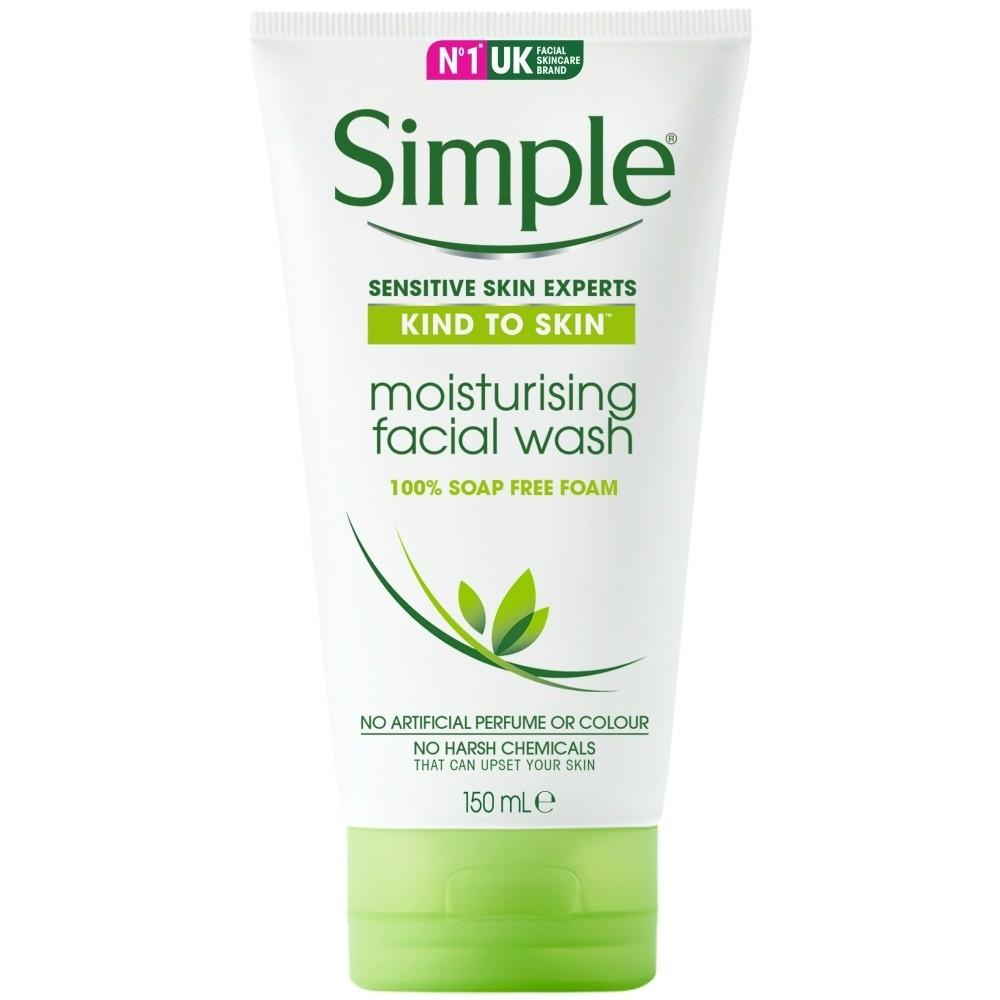 Simple Moisturising Facial Wash for Sensitive Skin