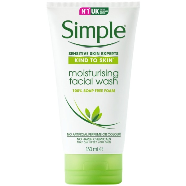 Simple Moisturising Facial Wash for Sensitive Skin