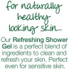 Simple Refreshing Shower Gel
