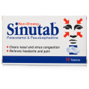 Sinutab Non Drowsy Tablets