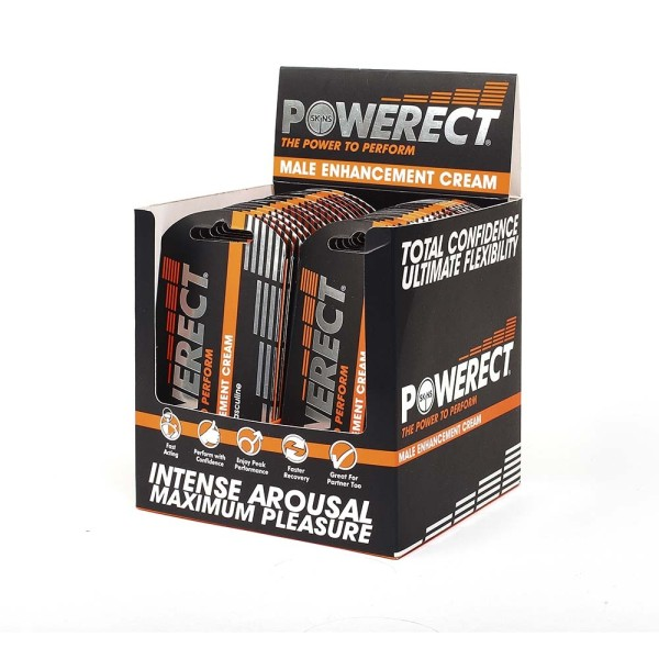 Skins Powerect Male Enhancement Cream 5ml Sachet