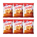 Slimfast Snack Bag BBQ Tortilla 22g - 6 Pack