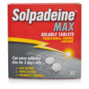 Solpadeine Max Soluble Tablets for Pain Relief