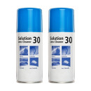Solution 30 Lens Cleaner 150ml- Twin Pack