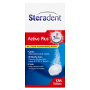 Steradent Active Plus Mega Pack 136 Tablets