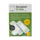 Steroplast Clear Plasters