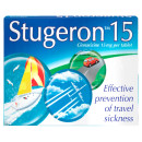 Stugeron Travel Sickness Tablets 15mg