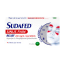 Sudafed Sinus Pain Relief Tablets 16s