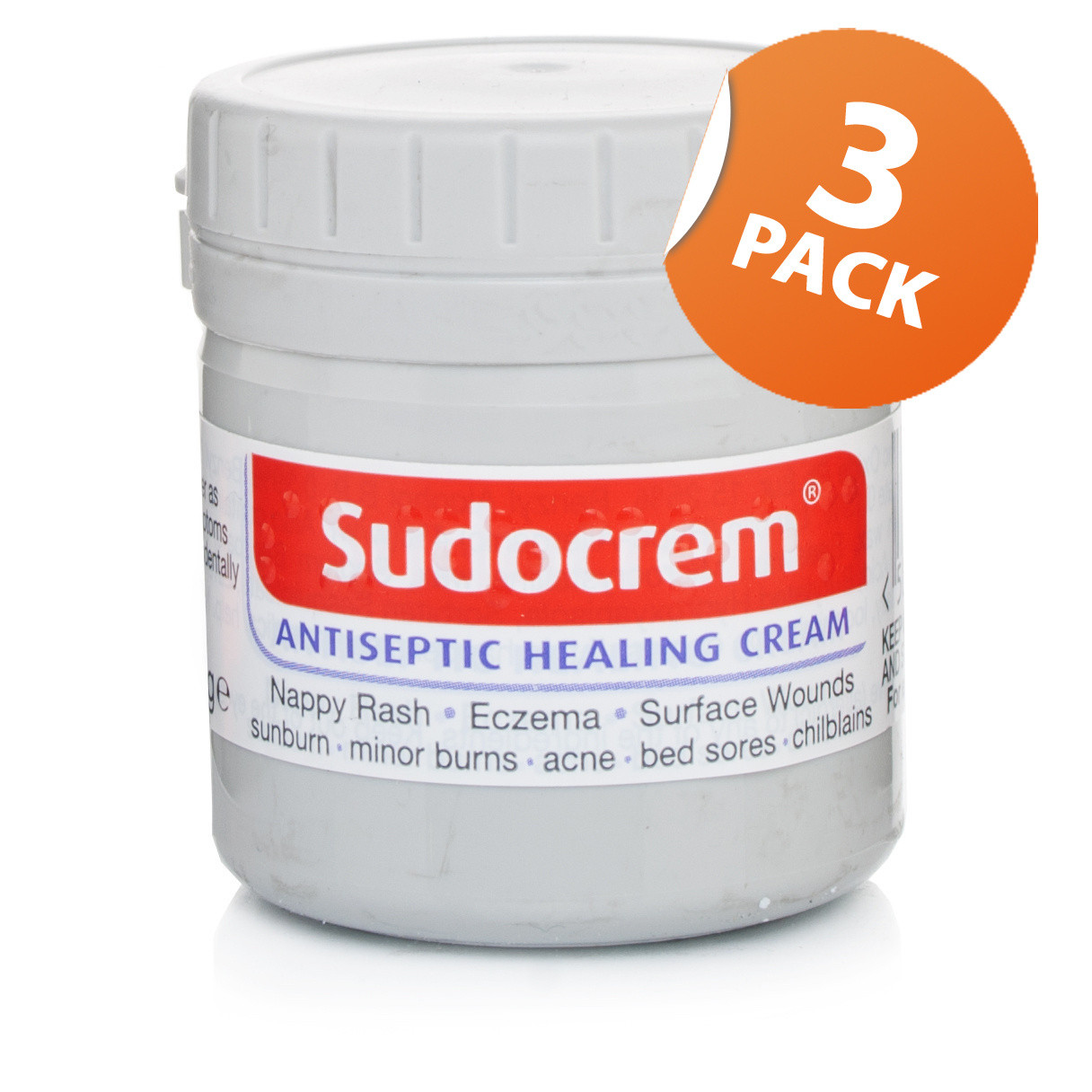 Click to view product details and reviews for Sudocrem Antiseptic Healing Cream Triple Pack.