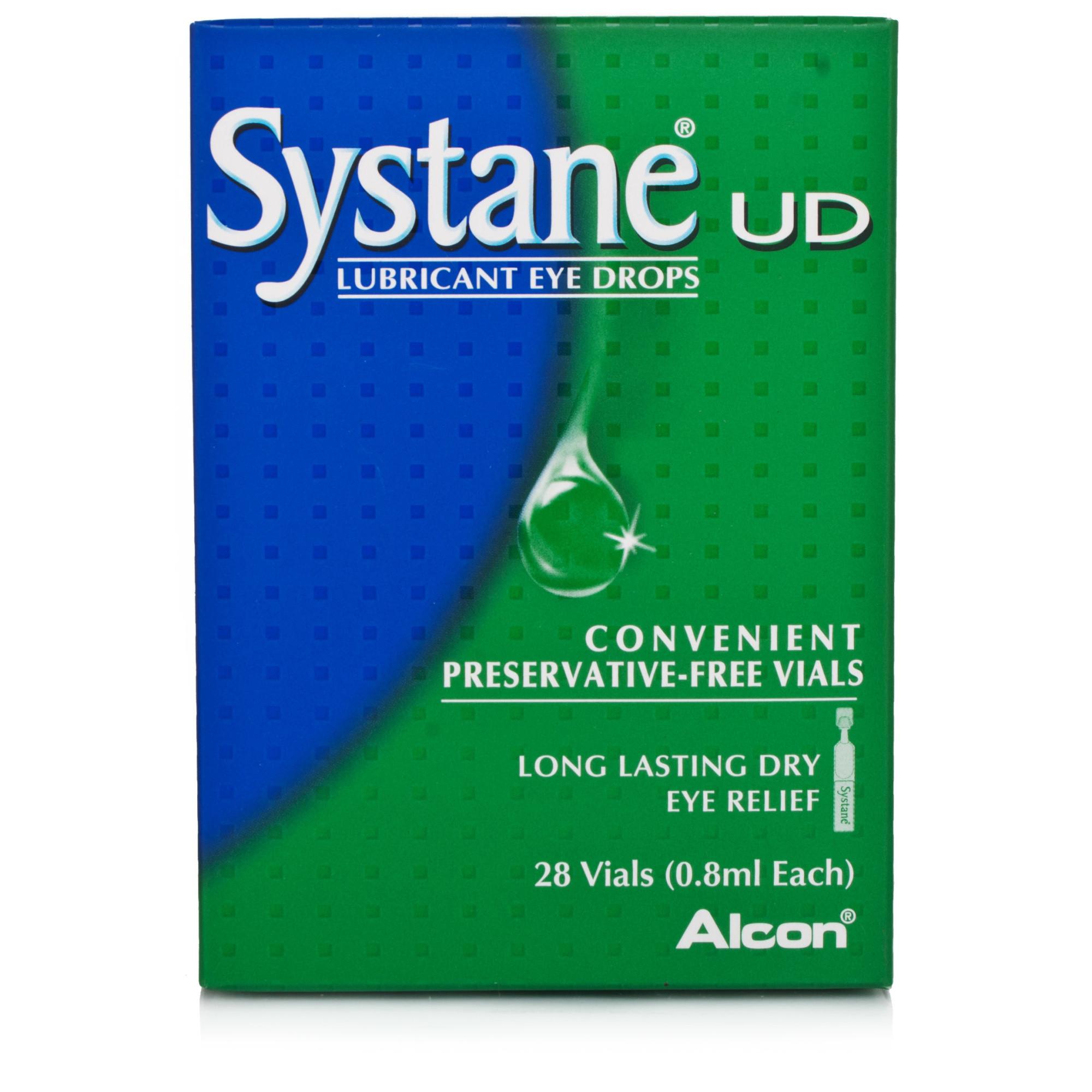 Systane Lubricating Eye Drops
