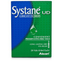 Systane Lubricating Eye Drops 28 Individual Vials