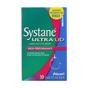 Systane Ultra UD Eye Drops 30 Vials
