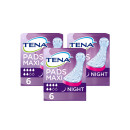 TENA Lady Maxi Nights - 18 Pads