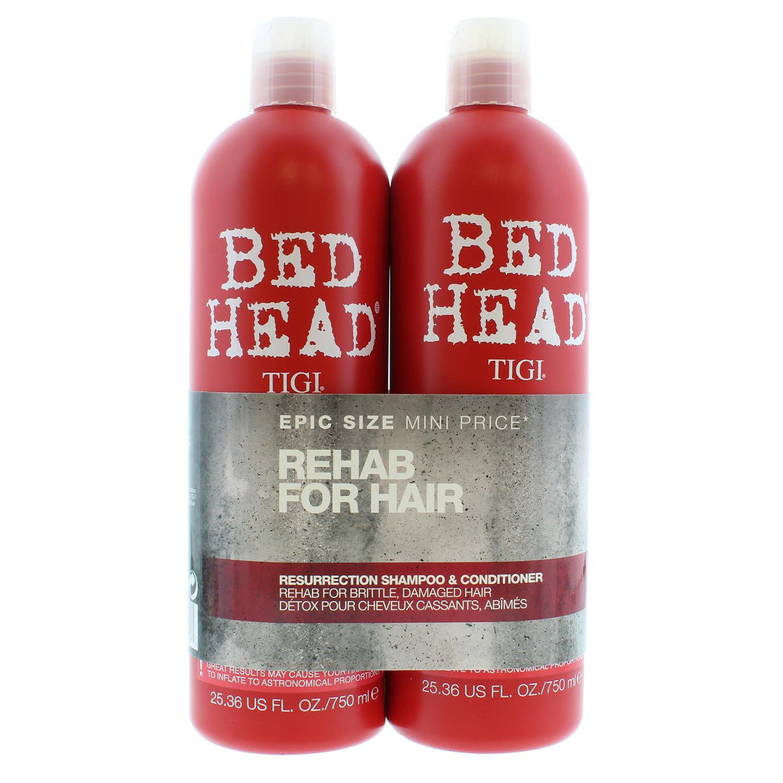 TIGI Bed Head Resurrection Duo Shampoo & Conditioner