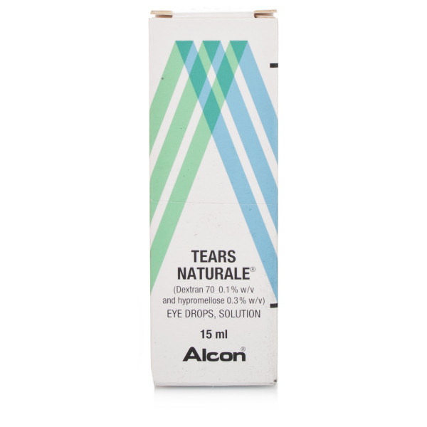 Tears Naturale (Alcon) Eye Drops Solution