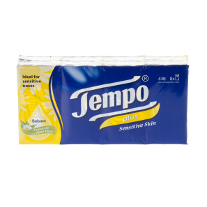 Tempo Pocket Pack Tissues