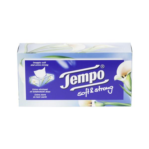 Tempo Soft & Strong Regular Tissues