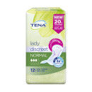 Tena Lady Discreet Normal 12 Pack