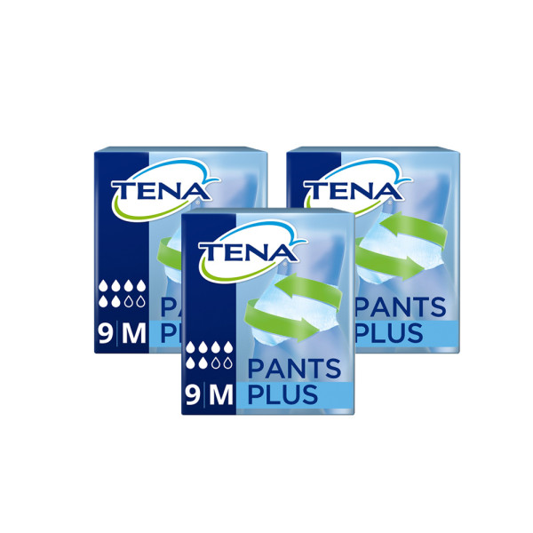 Tena Pants Plus Medium
