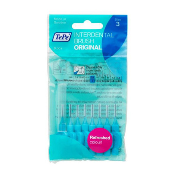 Tepe Interdental Brushes Blue