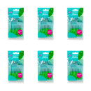 Tepe Interdental Brushes Green - 6 Pack