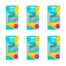 Tepe Interdental Brushes Yellow - 6 Pack