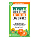 The Breath Co Fresh Breath Dry Mouth Lozenges Mandarin Mint