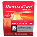 Thermacare Neck Shoulder & Wrist