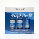 Tisserand 3 Step Ritual to Sleep Better