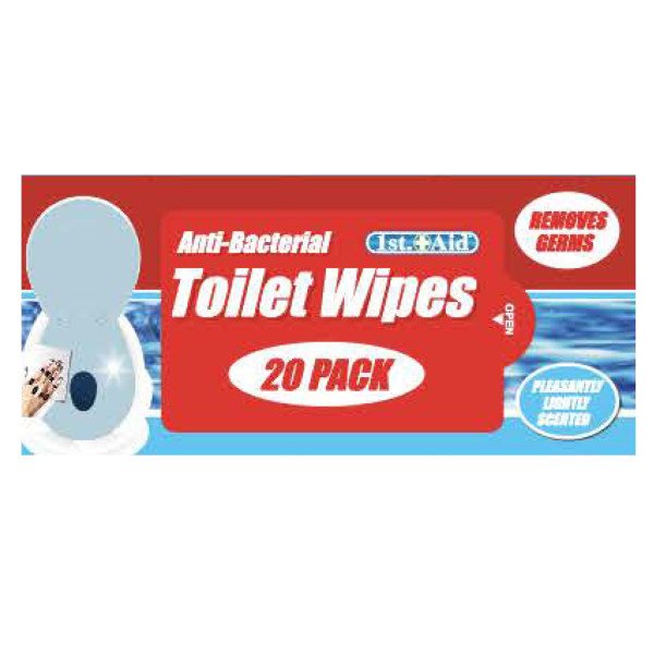 Toilet Wipes