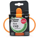 Tommee Tippee Essentials First Cup Orange 4months