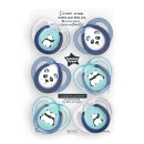 Tommee Tippee Anytime Soother 0-6m