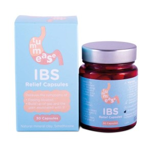 Tummease IBS Relief Capsules