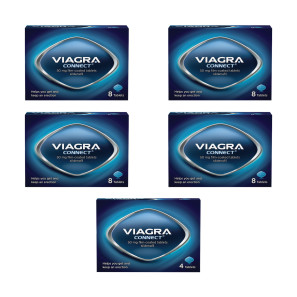 VIAGRA Connect 50mg 36 Tablets