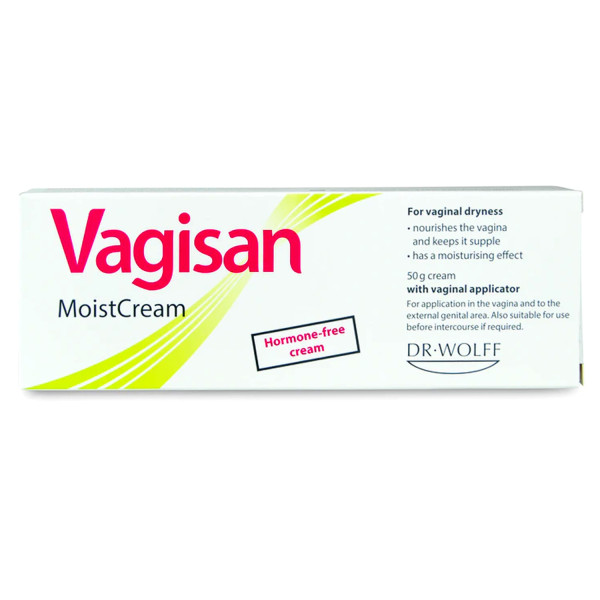 Vagisan MoistCream Cremolum