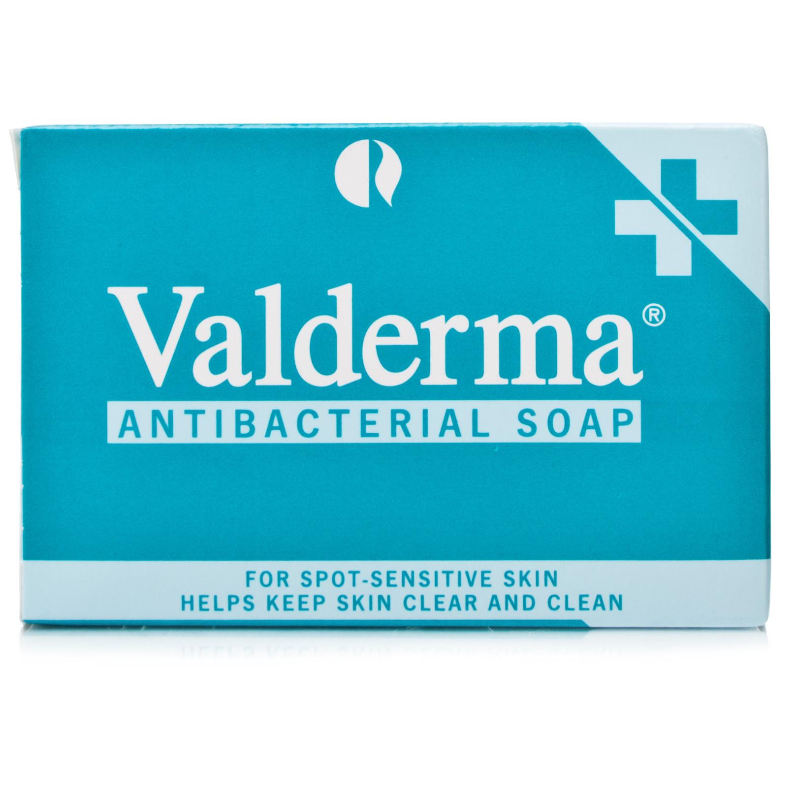 Valderma Antibacterial Soap