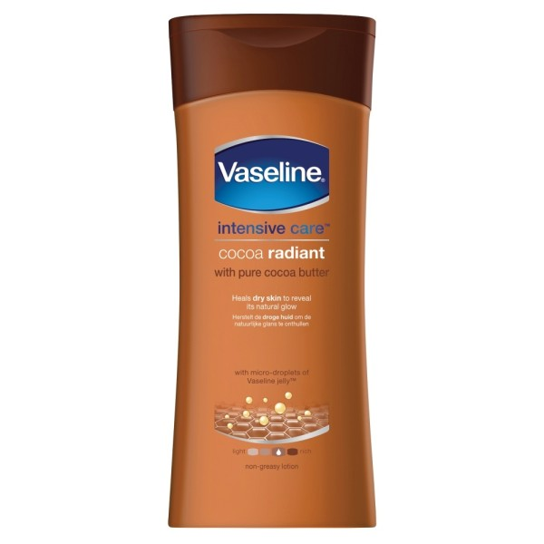 Vaseline Body Lotion Cocoa