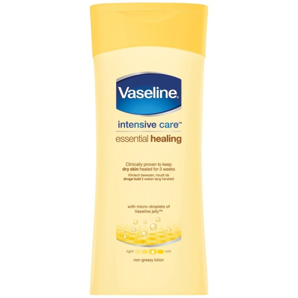Vaseline Body Lotion Essential Moisture