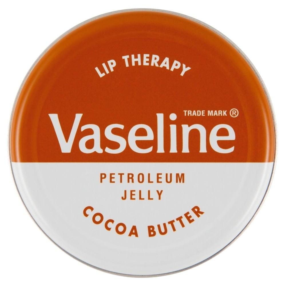 Vaseline Lip Therapy Tin Cocoa