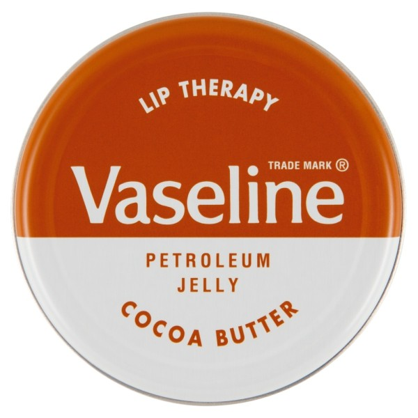 Vaseline Lip Therapy Tin Cocoa