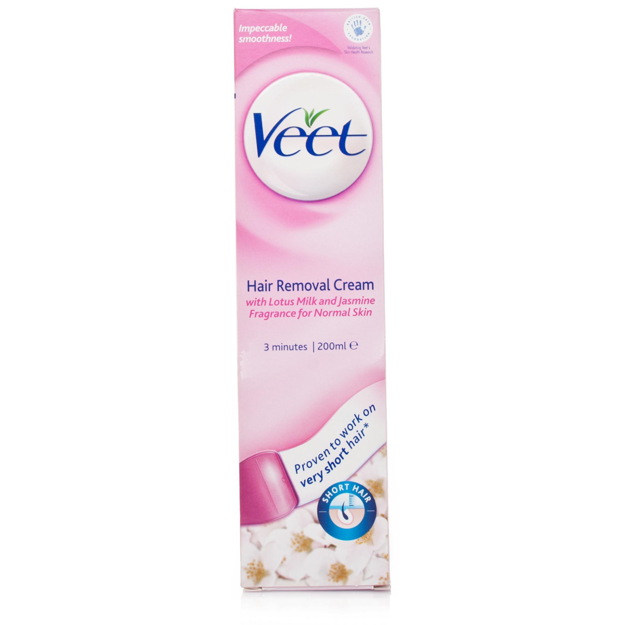 Veet 3 Minute Hair Removal Cream for Normal Skin