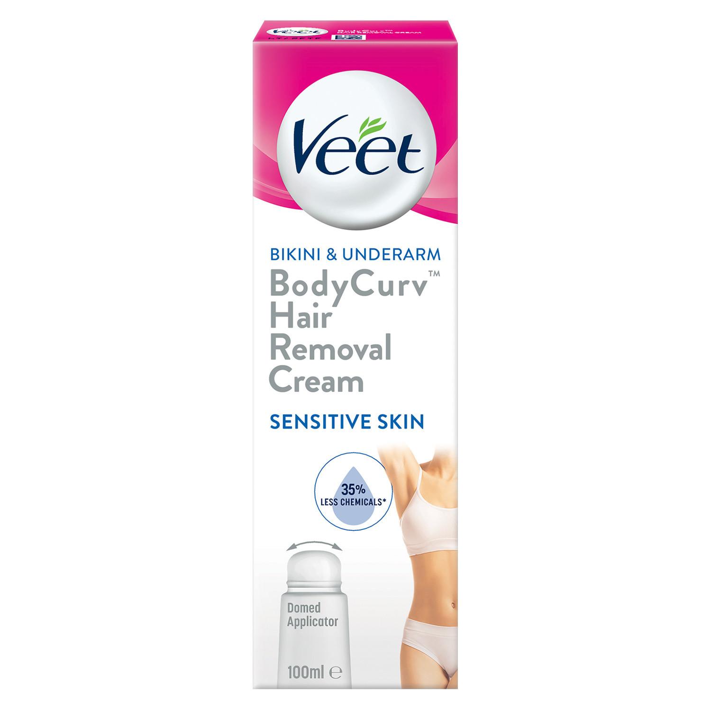 Veet Bodycurv Hair Removal Cream