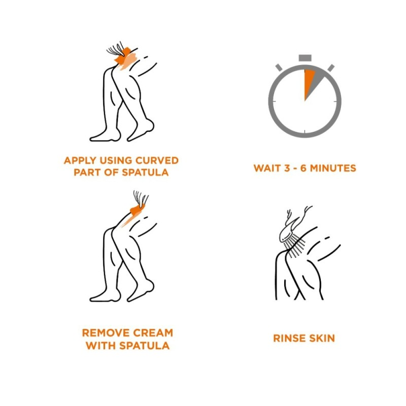 Buy Veet For Men Hair Removal Gel Cream   YourPharmacy