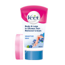Veet In Shower Hair Removal Cream Sensitive