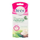 Veet Natural Inspirations Face Wax Strips for Normal Skin