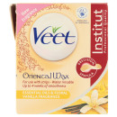 Veet Oriental Wax Essential Oils & Floral Vanilla Warm Wax Jar