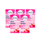 Veet Wax Strips Legs Normal 40s