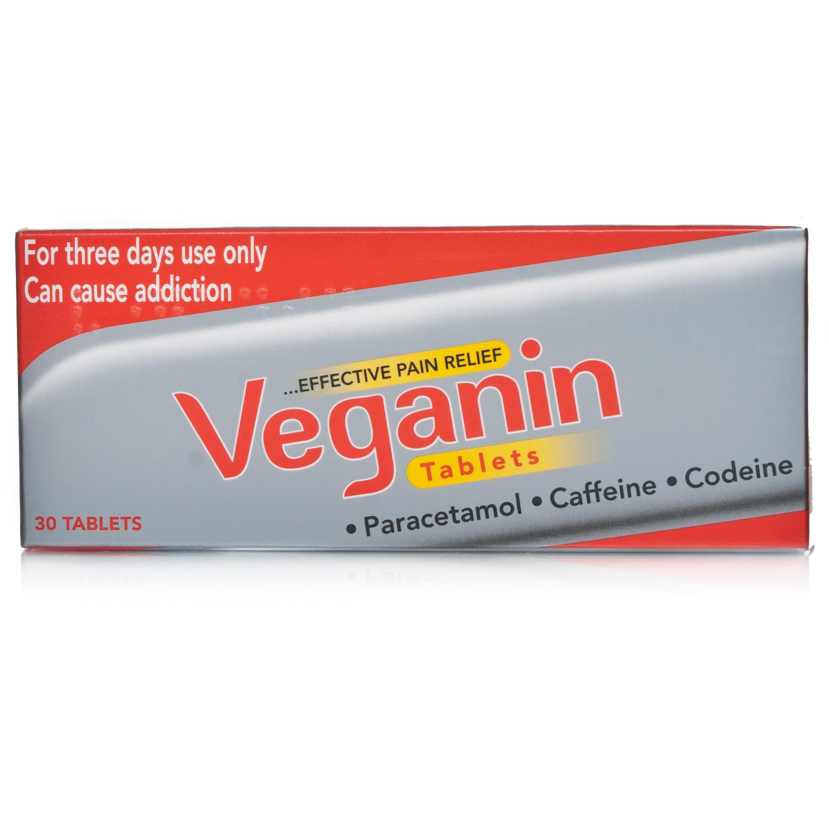 Veganin Triple Action Tablets