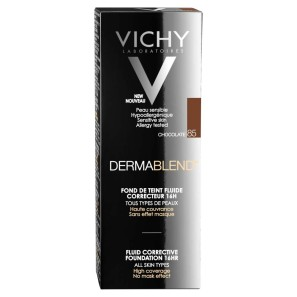 Vichy Dermablend Fluid Corrective Foundation Shade 85