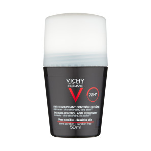 Vichy Homme Roll On Deodorant Extreme